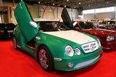 Salon de l'automobile — Photo