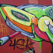 Best graffiti picture - Stockfoto