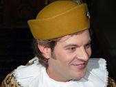 Italian prince Lorenzo Medichi Jr — Stock Photo