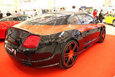 Motor show — Stock Photo