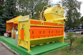 International agro-industrial exhibition — Stock Photo