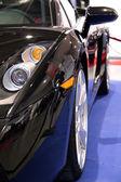 Salão do automóvel — Foto Stock