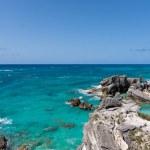 Horseshoe Bay in Bermuda — Stock Photo #11404446