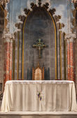 Church Altar — Stock Photo