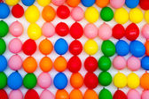 Wall of Balloons — Stock Photo