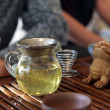 Green tea — Stock Photo #11466669