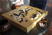 Go chinese boardgame — 图库照片