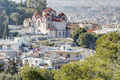 Agia Marina Greek Orthodox Church in Athens, Greece — Stock Photo