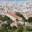 View of Athens from Aeropagus Hill, Greece — Stock Photo