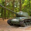 WW2 battle tank — Stock Photo #11223381