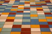 Tile floor — Stock Photo