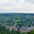 Village in the ardennes (belgium) — Stock Photo