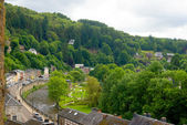 River in the ardennes (belgium) — Stock Photo
