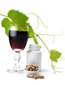 Resveratrol — Stock Photo