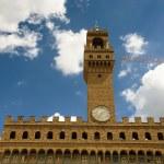 Palazzo Vecchio — Stock Photo #10831018