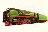 Locomotive P36-0120 — Stock Photo