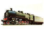 Locomotive SO17-1000 — Stock Photo