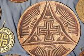Ancient Slavic charm — Stock Photo