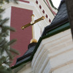 St. Panteleimon's Cathedral — Stock Photo