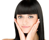 Beleza close-up — Foto Stock
