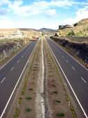 Indian Highway — Stock Photo