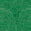 Circuit Board — Stockvectorbeeld