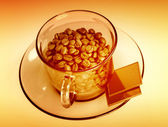 Kahve kupası — Stok fotoğraf