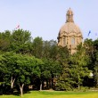 Edmonton Legislative Building of Alberta — Stock Photo