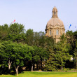 Stock Photo: Edmonton Legislative Building of Alberta