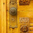 Beehive House Doorknob — Foto Stock