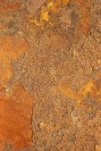 Grungy Rusted Metal Background — Stock Photo