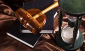Law and justice concept — Stock Photo