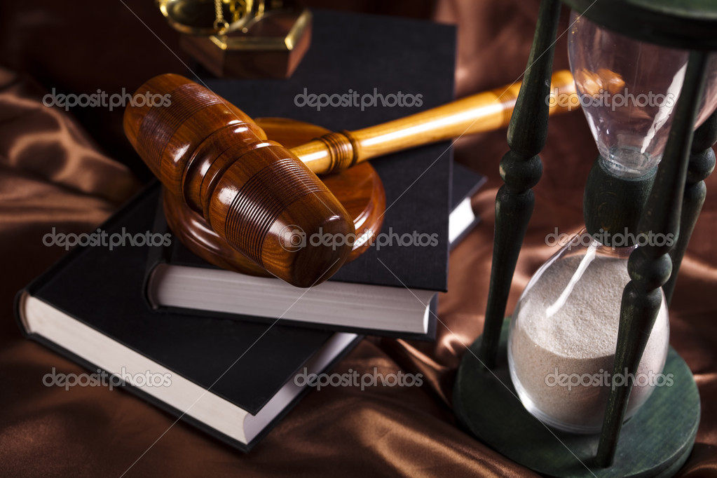 Law and justice concept — Stock fotografie #11277869