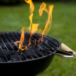 Fire, Hot grilling — Stock Photo #11378005