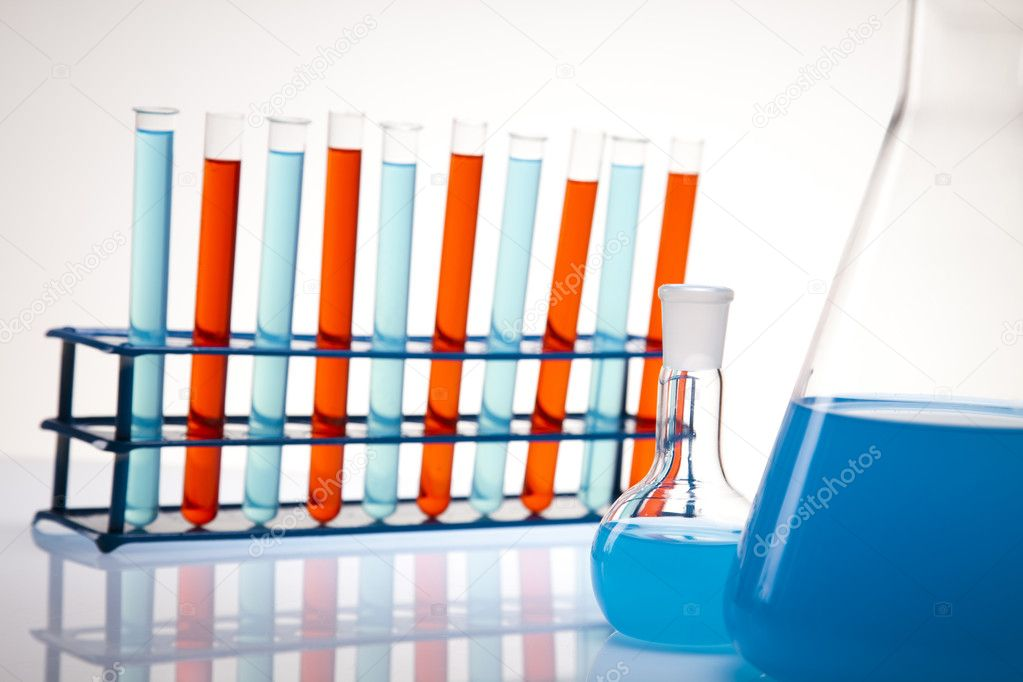 Laboratory  — Stock Photo #11379382