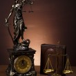Statue of lady justice — Stock Photo #11380634