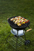 Grilling time — Stock Photo