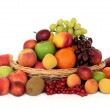 Healthy Fruit Collection — Stock Photo