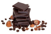 Healthy Chocolate — Stock Photo
