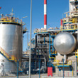 Part of a big oil refinery — Stock Photo #11460092