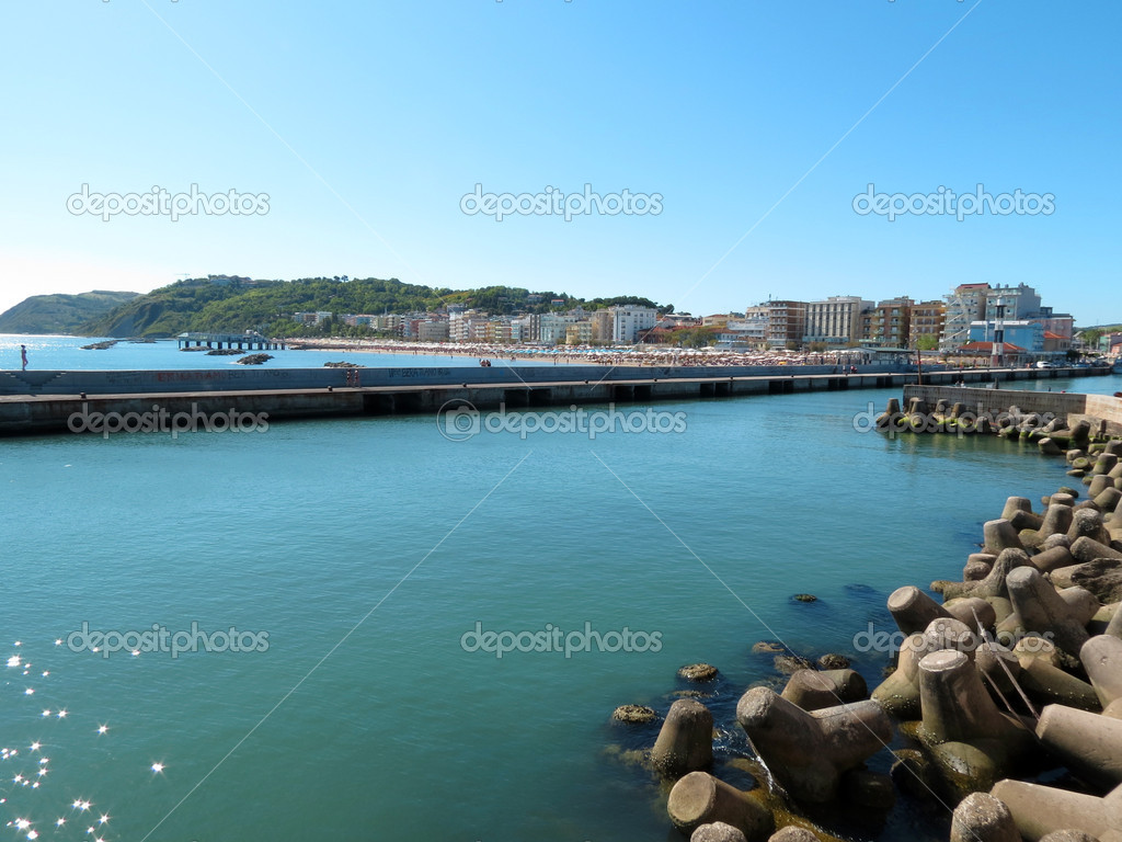 Gabicce mare  Stock Photo #11469094