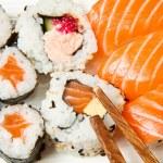Sushi set — Stock Photo #11473858