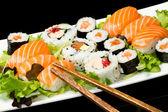 日本寿司 — 图库照片