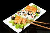 寿司セット — Stock fotografie