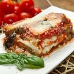 ������, ������: Parmigiana eggplant