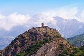 Castle in Aosta — Stock Photo