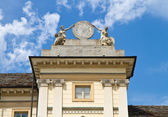 Town hall of Aosta in Italy. — Stock Photo