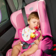Seat belts — Stockfoto
