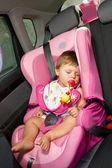 Seat belts — Stock Photo