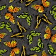 Butterfly wallpaper — Stockfoto